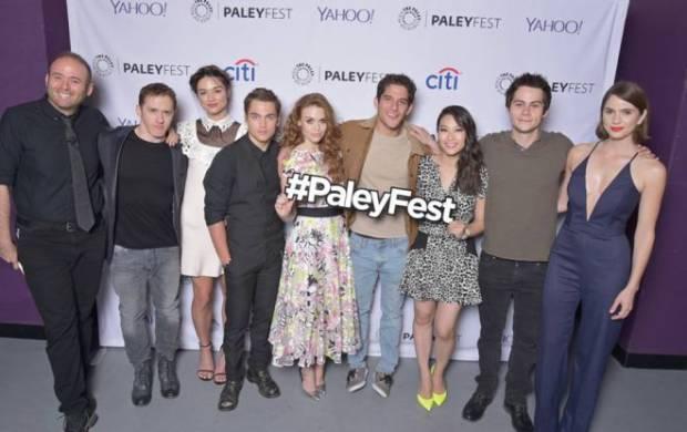 PaleyFest 2015: Teen Wolf anuncia saída de Tyler Hoechlin 1