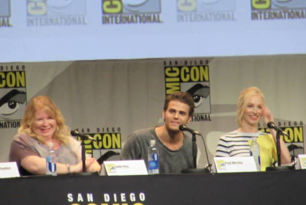 Comic-Con 2015: The Vampire Diaries tem nova dinâmica no sétimo ano 1