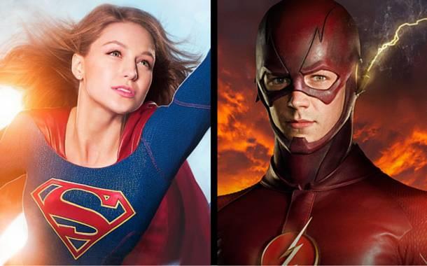 crossover flash supergirl