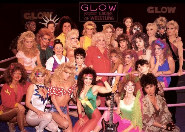 Glow - Nova série da Netflix