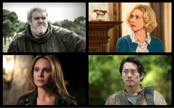 Mortes na TV 2016
