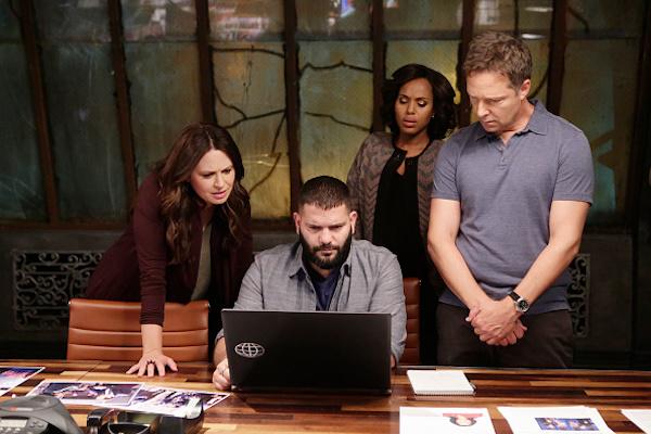 scandal 6 temporada