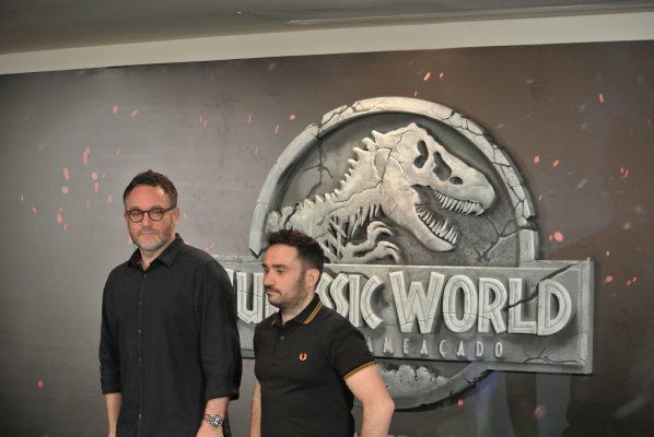 jurassic world 2 estreia