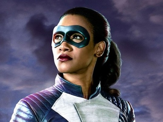 iris west poderes