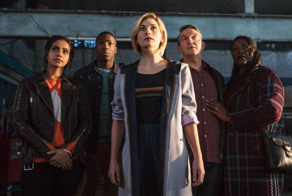 doctor who 11 temporada