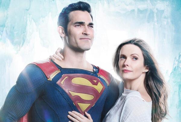 lois e clark supergirl