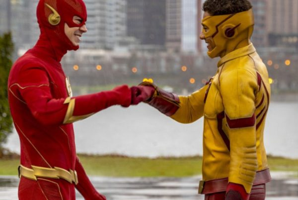 the flash 6 temporada