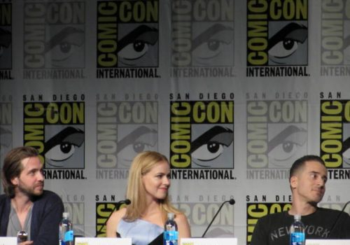 12 Monkeys na Comic-Con 2015 - 2